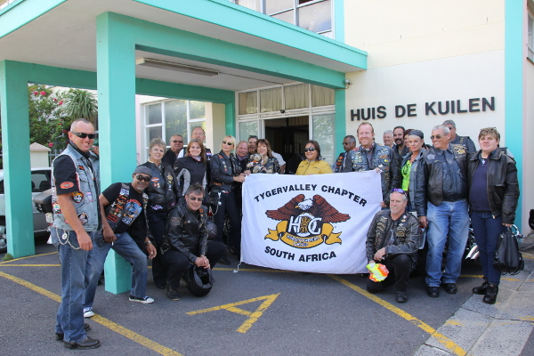 Harley Davidson Group Visit